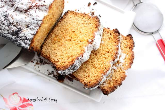 Plum cake con marmellata di mandarini (2)