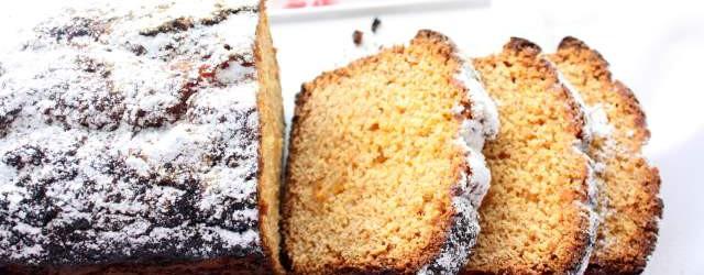 Plum cake con marmellata di mandarini (5)