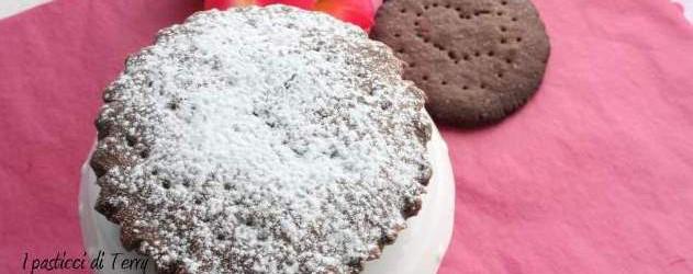 Tortini al cacao con pere e ricotta (10)