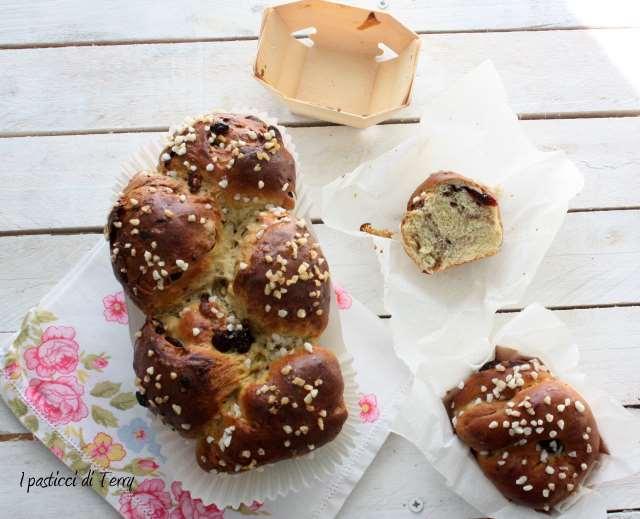 Brioche con farina di farro e frutti rossi (10)