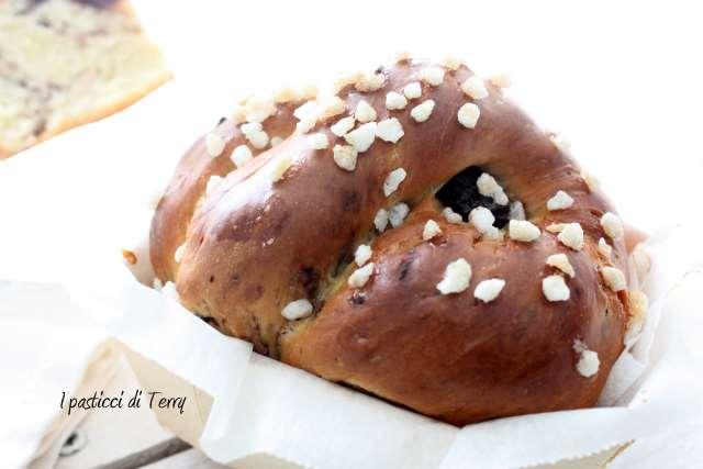 Brioche con farina di farro e frutti rossi (12)