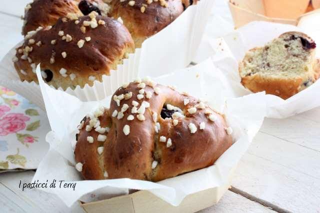 Brioche con farina di farro e frutti rossi (13)