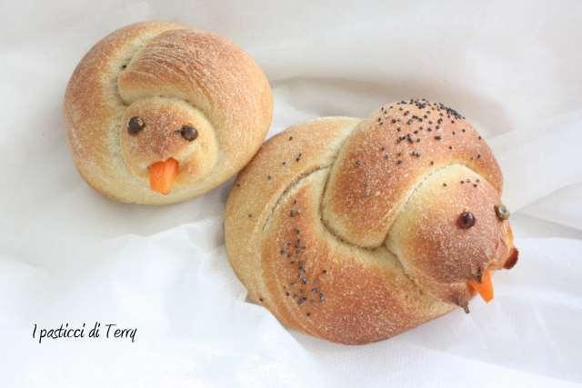 Uccellini di pane (12)