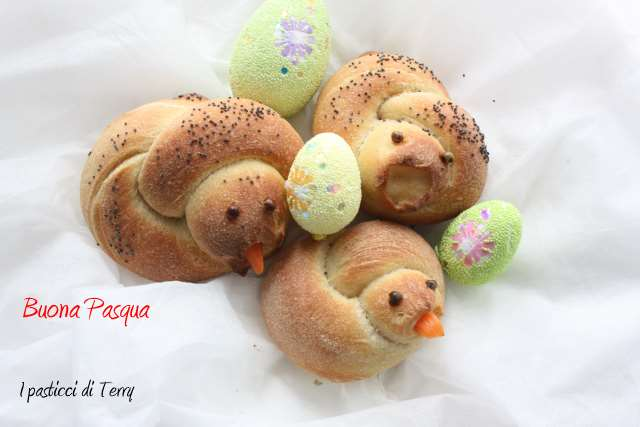 Uccellini di pane (9)