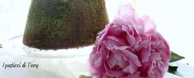 Fluffosa al the matcha e semi di papavero (8)