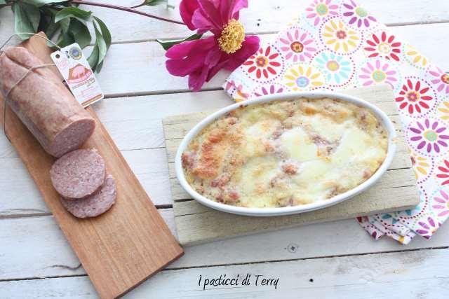 Pasticcio di patate e ciauscolo (2)