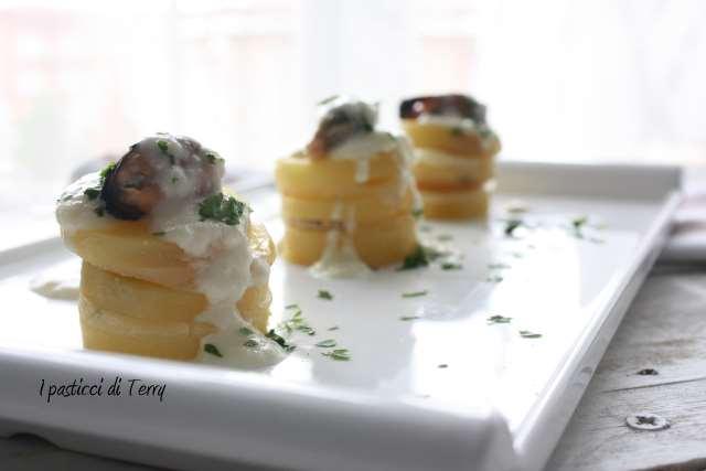 Torrette di patate e formaggi del Mugello (4)