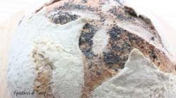 Pane semi integrale con farro e acqua di governo (20)