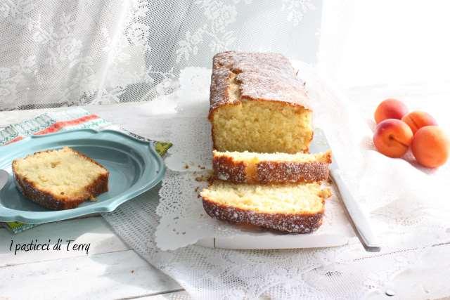 Plum cake morbido alle albicocche (3)