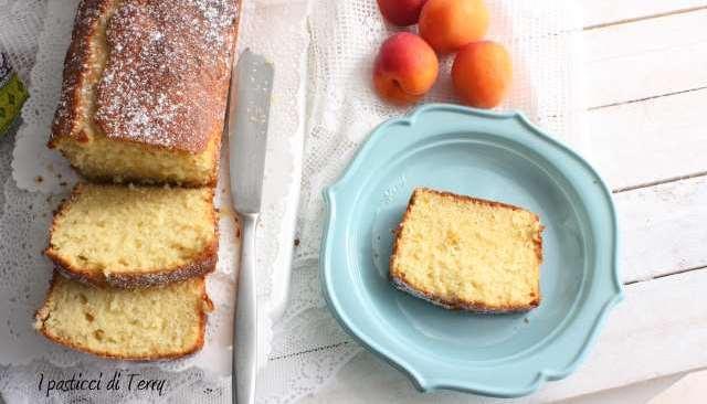 Plum cake morbido alle albicocche (6)