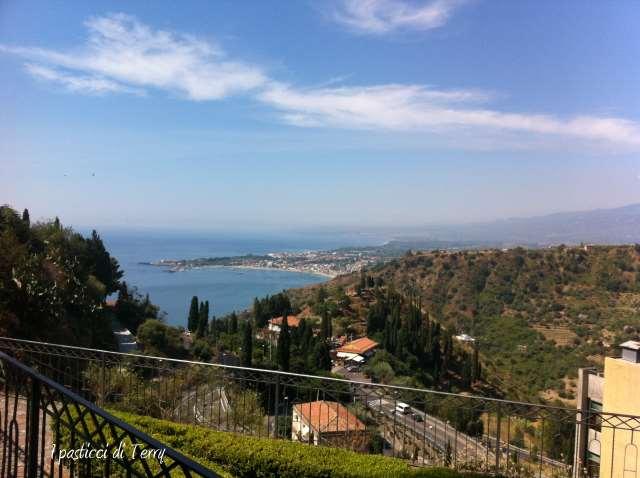 Taormina paesaggio