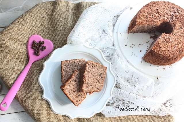 Angel cake con cacao caffè e rum (11)