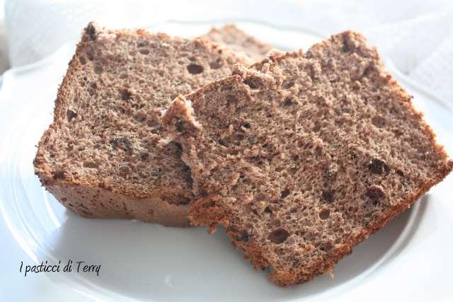 Angel cake con cacao caffè e rum (13)