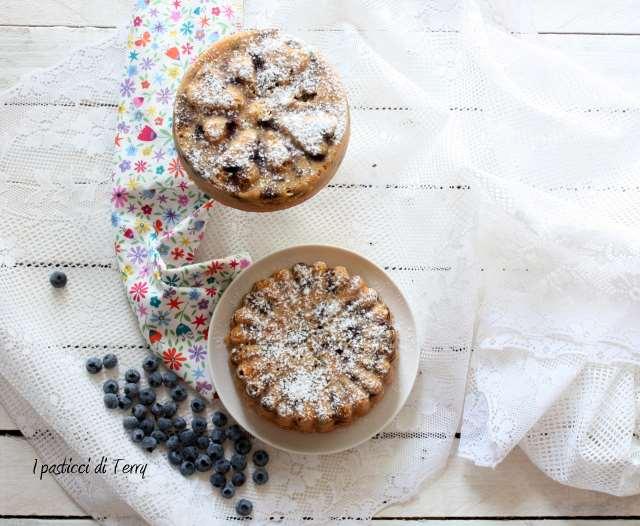 Torta soffice ai mirtilli (2)