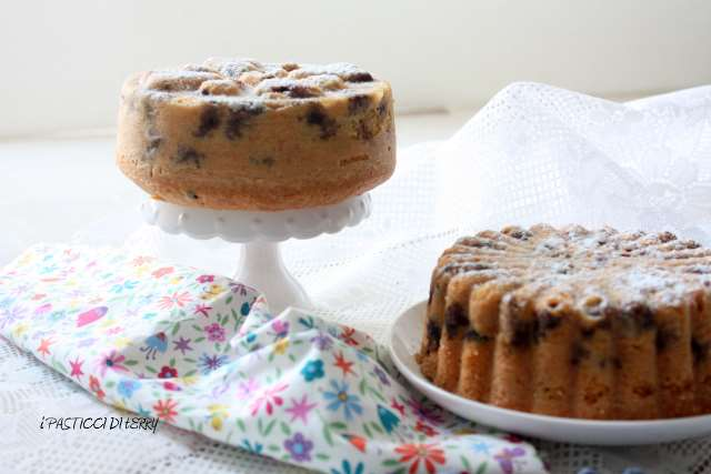 Torta soffice ai mirtilli (8)
