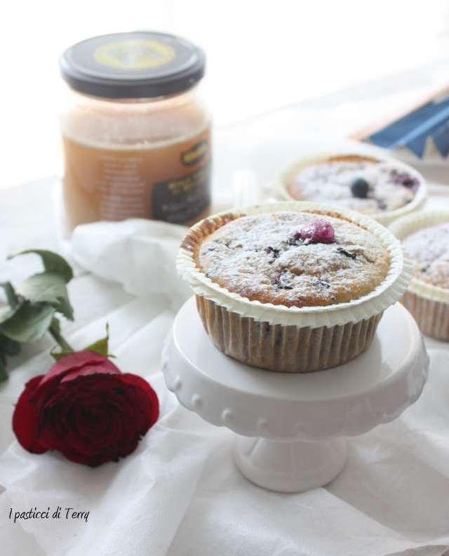 Tortini miele e mirtilli (13)