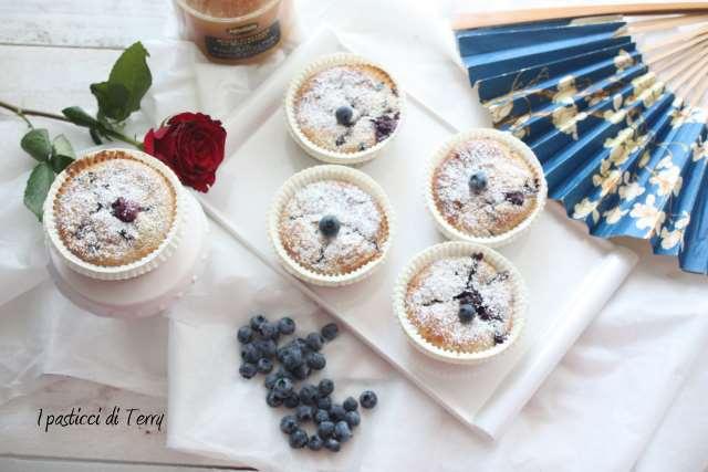 Tortini miele e mirtilli (5)