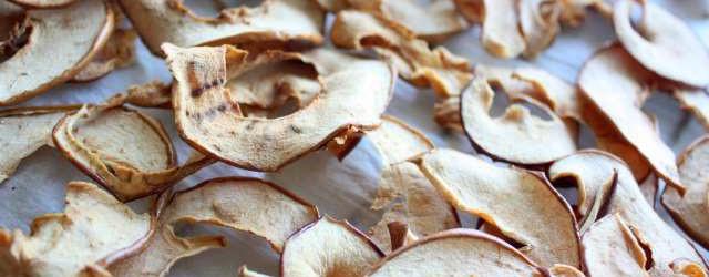 Chips di mela (5)