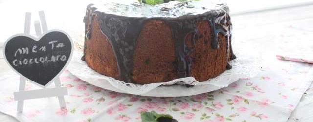 Fluffosa o chiffon cake menta e cioccolato (10)