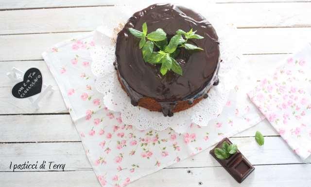 Fluffosa o chiffon cake menta e cioccolato (9)