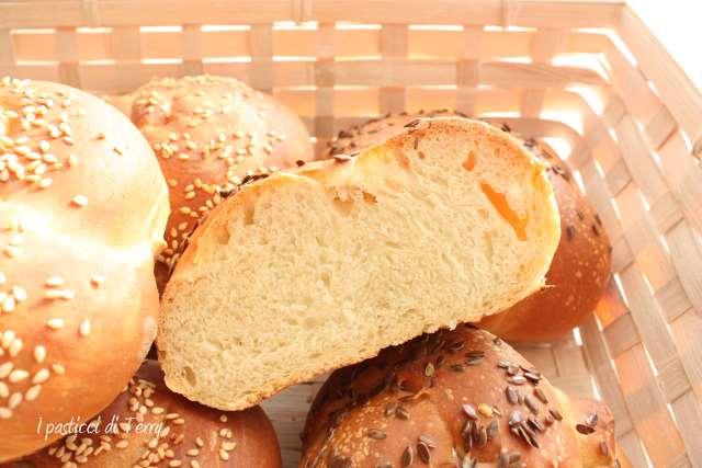 Nodi di pane con semi vari (19)