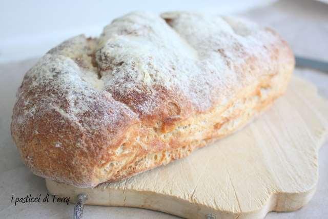 Pane rustico al farro e ceci (6)