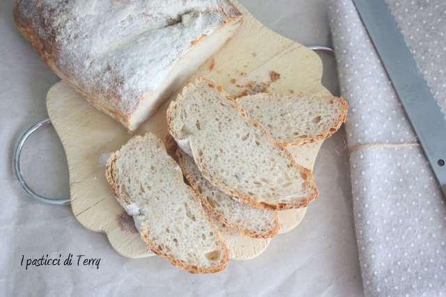 Pane rustico al farro e ceci (9)