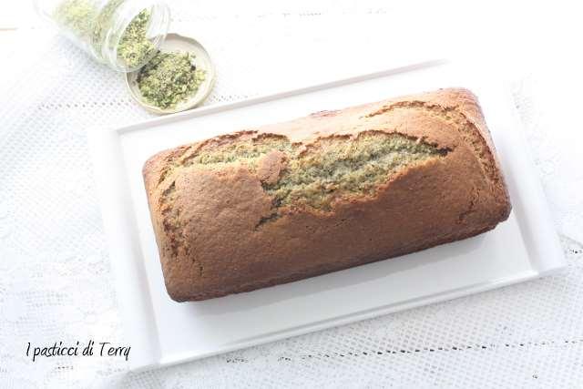 Plum cake ai pistacchi (1)