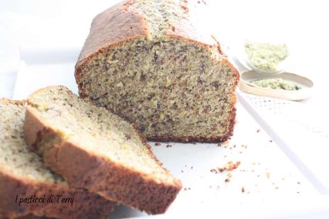 Plum cake ai pistacchi (4)