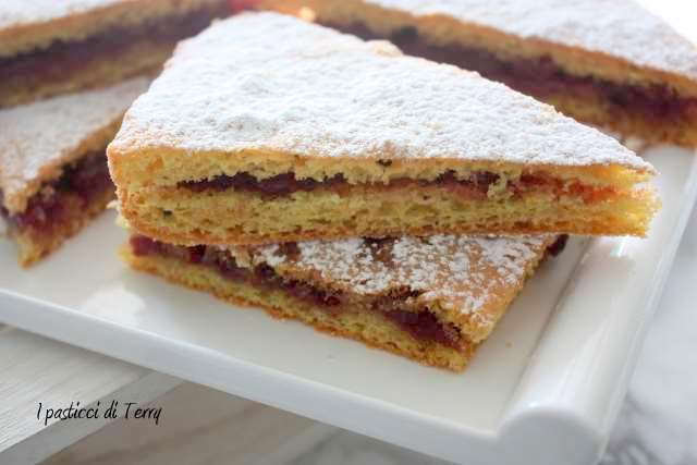 Tramezzini di torta con confettura (4)