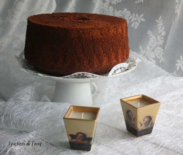 Fluffosa o Chiffon cake al cacao (11)