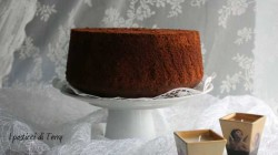 Fluffosa o Chiffon cake al cacao (13)