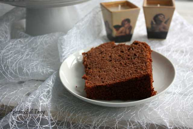 Fluffosa o Chiffon cake al cacao (15)