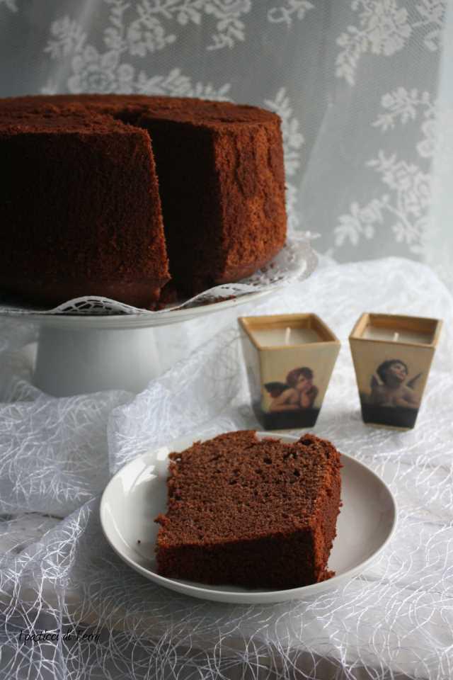 Fluffosa o Chiffon cake al cacao (17)