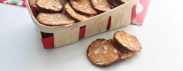 Cialde biscotto solo albumi con nocciole e mandorle (7)