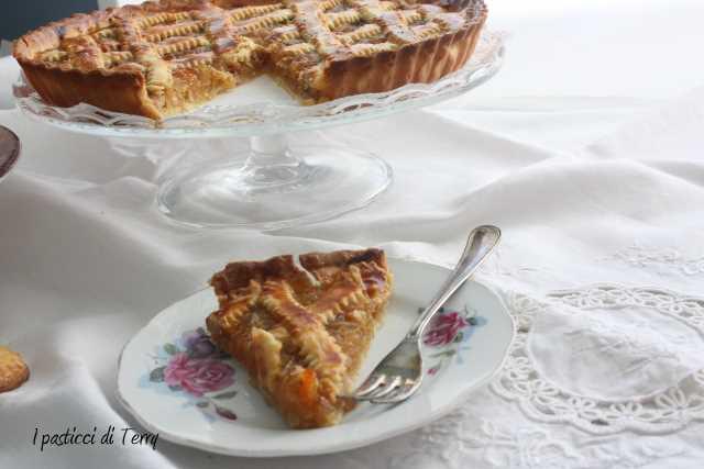 Crostata di mele con orange marmalade (29)