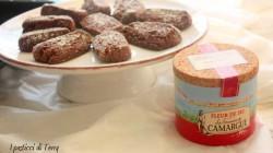 Sablè cioccolato e fior di sale di Knamn (1)