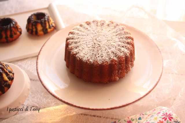Ciambelline all'arancia con cioccolato (11)