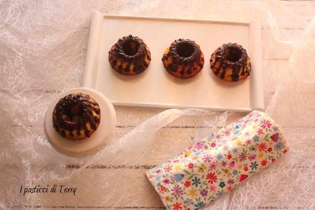 Ciambelline all'arancia con cioccolato (5)