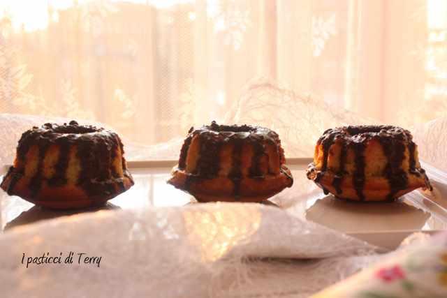 Ciambelline all'arancia con cioccolato (9)