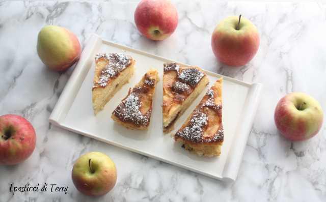 Torta di mele veloce veloce (5)