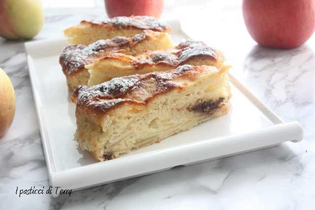 Torta di mele veloce veloce (6)