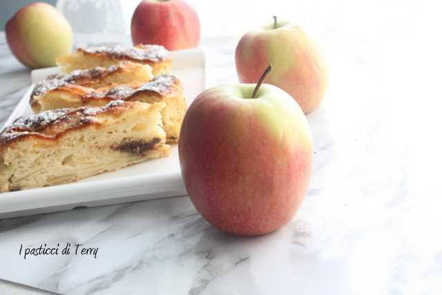 Torta di mele veloce veloce (9)