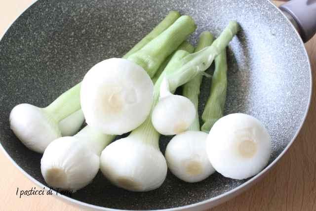 Focaccia con cipolle 1
