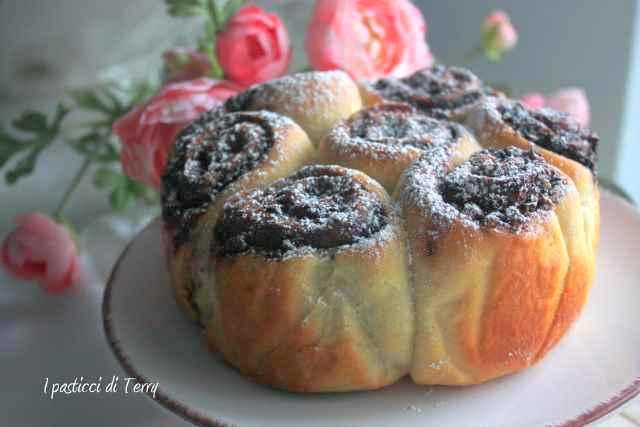 Torta delle rose con Olivotto e pistacchi (12)