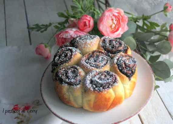 Torta delle rose con Olivotto e pistacchi (13)