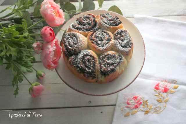 Torta delle rose con Olivotto e pistacchi (8)