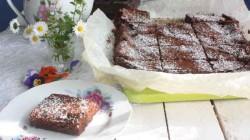 Brownies al cioccolato e caffè (2)