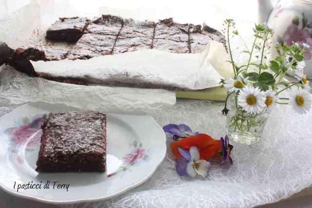 Brownies al cioccolato e caffè (3)
