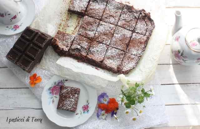 Brownies al cioccolato e caffè (4)